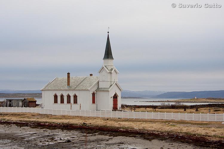 Nesseby Church - Norway