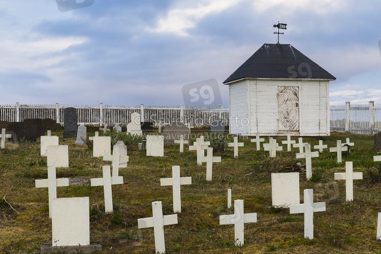 Vecchio Cimitero, hamningberg, norvegia