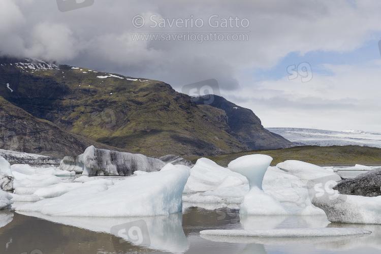 Fjallsarlon Lagoon (Iceland)