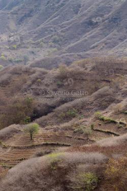 Santiago (Capo Verde) - paesaggio